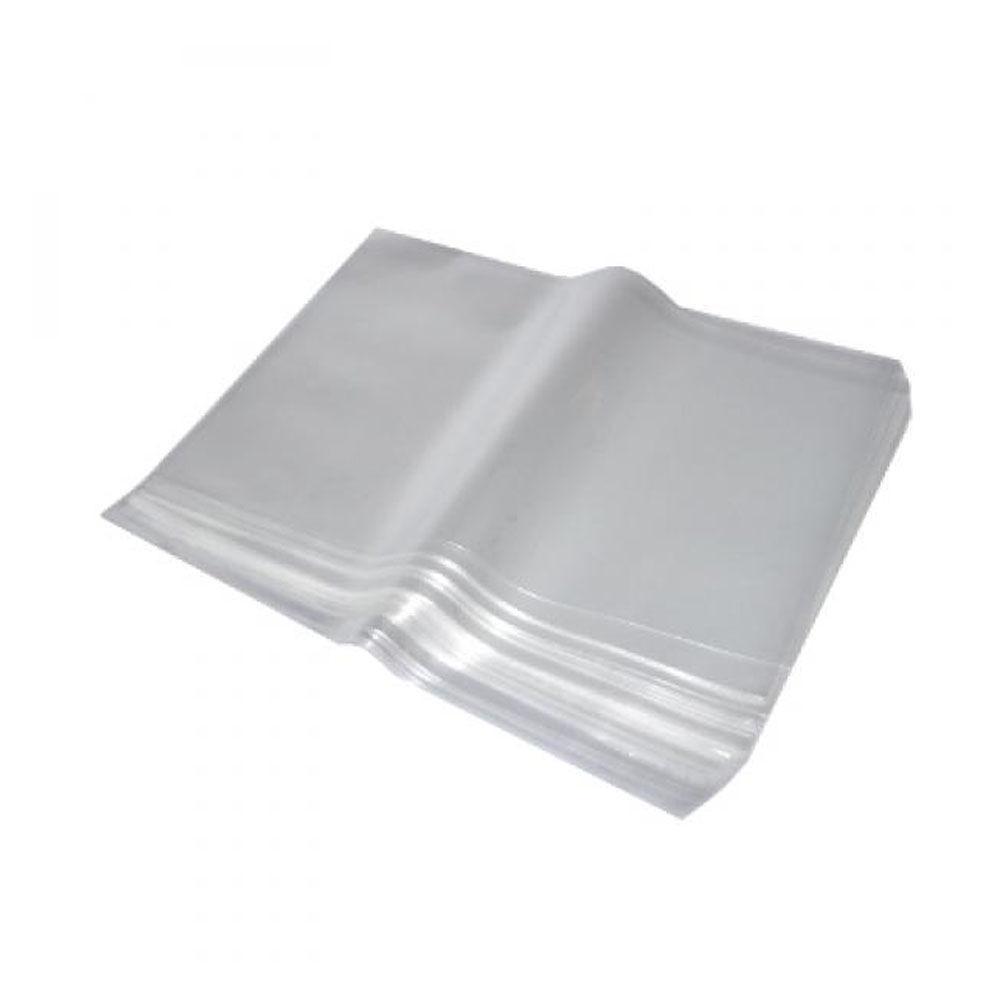 SACO PLASTICO CRISTAL 15X30 0.06 (APROX 370 P/KG) / Cada 1 Kg