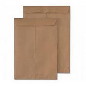 ENVELOPE SACO KRAFT NATURAL 33 229X324 29.0171-3 (BI C/10 EN)