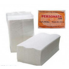 PAPEL INTERFOLHA 21X21 PERSONATA (CLEAN)1005 (PT C/1000 UN)