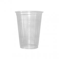 COPO PLAST 300ML BRANCO CRISTALCOPO CC-300 (PT C/100 UN)