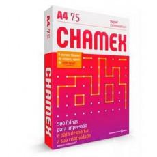 PAPEL SULFITE A4 210X297 75G BR CHAMEX (PT C/500 FL)